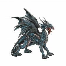 Buy *17304U - Fierce Dragon Green Figure Statue