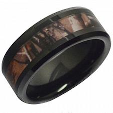 Buy coi Jewelry Tungsten Carbide Camo Ring - TG3750(Size US9.5)