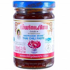 Buy Mae Pranom Thai Chili Paste for Tom Yum Soup 8 oz