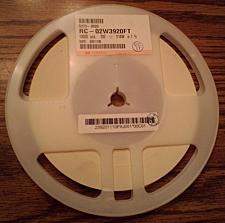 Buy Lot of 10000: Fenghua RC-02W3920FT :: 392 Ohm Resistors