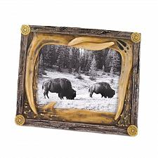 Buy *16205U - Wild Country Antler Photo Frame Holds 4x6