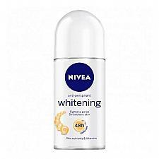 Buy Nivea Whitening Pore Minimizer Deodorant Antiperspirant Roll On 50ml