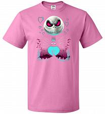 Buy A Night of Love Unisex T-Shirt Pop Culture Graphic Tee (4XL/Azalea) Humor Funny Nerdy