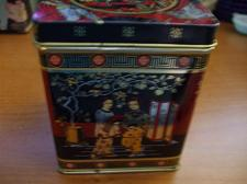 Buy Vintage Watkins Instant Spiced Tea Hinged Lid Tin 8 oz Size Empty