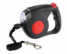 Buy :10890U - Retractable Dog Leash 15 Foot w/ LED Bright Light
