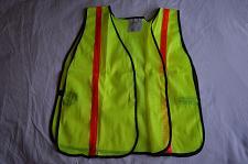 Buy Hi-Vis Vest Mesh Safety Work High-Visibility