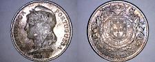 Buy 1916 Portuguese 50 Centavo World Silver Coin - Portugal