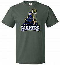 Buy Walking Dead Inspired Hilltop Farmers Sports Parody Adult Unisex T-Shirt Pop Culture