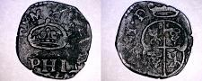 Buy ND(1556-98) Italian States Milan under Philip II of Spain World Coin - Italy
