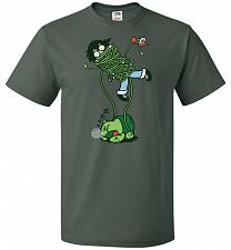 Buy Whipped Unisex T-Shirt Pop Culture Graphic Tee (2XL/Forest Green) Humor Funny Nerdy G