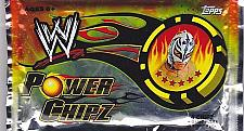 Buy 2011 Topps WWE Power Chipz Factory Sealed Pack pack 3