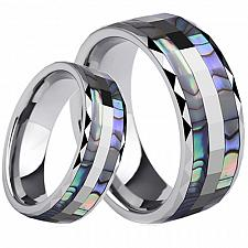 Buy coi Jewelry Tungsten Carbide Ring-TG815(US5/9/12)