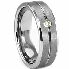 Buy coi Jewelry Tungsten Carbide Ring - TG1747(Size:US4/15)
