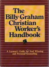 Buy The Billy Graham Christian Worker's Handbook :: FREE Shipping
