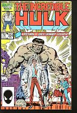 Buy INCREDIBLE HULK #324 NM- Marvel Comics 1986 Janke Return of Grey Skinned Hulk