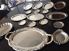 Buy 19 Piece Set Never Tarnish German Silver Special Alloy Set Sterling Craft Silver