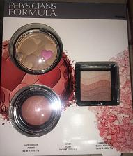 Buy PHYSICIANS FORMULA PF80368 GIFT SET - HAPPY BOOSTER POWDER, BLUSH, SHIMMER STRIP