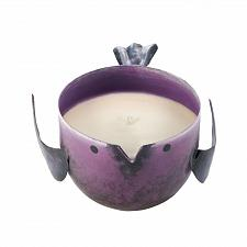 Buy *17668U - Pomegranate Iron Birdie Scented Soy Blended Wax Candle