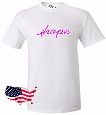 Buy Hope Cancer T-shirt Breast Cancer Awareness