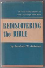 Buy REDISCOVERING the BIBLE :: 1951 HB w/ DJ :: FREE Shipping