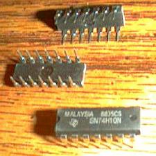 Buy Lot of 25: Texas Instruments SN74H10N