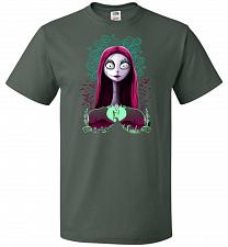 Buy A Ragdolls Love Unisex T-Shirt Pop Culture Graphic Tee (S/Forest Green) Humor Funny N