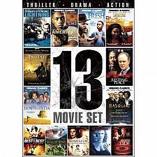Buy 13movie DVD American Son,FRESH,Resting Place,SARAFINA,AugustKing,MOMENTUM,TSOTSI