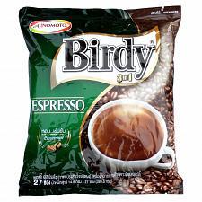 Buy Birdy Espresso 3 in 1 Instant Coffee 27 Sachets