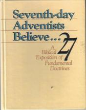 Buy SEVENTH-DAY ADVENTISTS BELIEVE... :: 1988 HB