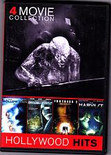 Buy Hollow Man & Hollow Man 2 & Fortress 2 & The Harvest - 4-Pack DVD - Very Good