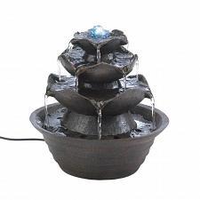 Buy *16930U - Lotus Tabletop Water Fountain