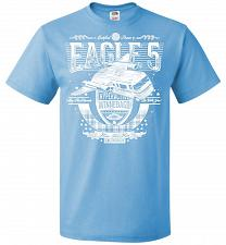 Buy Eagle 5 Hyperactive Winnebago Unisex T-Shirt Pop Culture Graphic Tee (6XL/Aquatic Blu