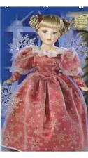 Buy Heritage Signature Collection Snowflake Princess Doll Porcelain-16""