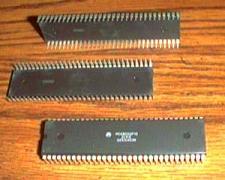 Buy Lot of 5: Motorola MC68000P10