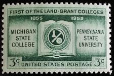 Buy 1955 3c Land Grant Colleges Centennial Scott 1065 Mint F/VF NH