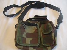 Buy Camouflage Purse With Adjustable Strap