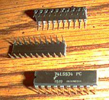 Buy Lot of 5: Fairchild 74LS534PC