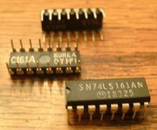 Buy Lot of 11: Motorola SN74LS161AN
