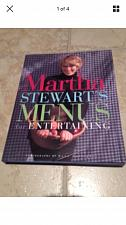 Buy Martha Stewart's Menus for Entertaining [Hardcover] Stewart, Martha