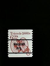 Buy 1985 6c Tricycle, Coil Scott 2126a Mint F/VF NH