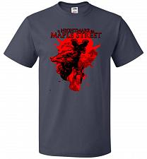 Buy A Nightmare On Maple Street Unisex T-Shirt Pop Culture Graphic Tee (5XL/J Navy) Humor