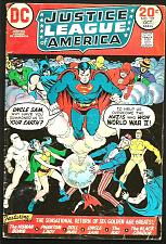 Buy Justice League of America #107 DC Comics VG- 1973 Crisis on Earth X