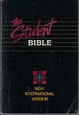 Buy The STUDENT BIBLE :: Zondervan, 1989