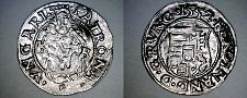 Buy 155Z-KB Hungary 1 Denar World Silver Coin - Madonna with Child - Ferdinand I