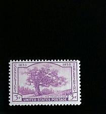 Buy 1935 3c Connecticut, Charter Oak, 300th Anniversary Scott 772 Mint F/VF NH