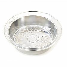 "Buy 14982U - Mickey Mouse Flora 7"" Dish Silver Aluminum Aurthur Court Disney"