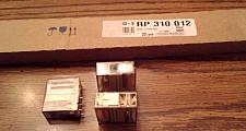 Buy Lots of 20: Schrack Tyco RP 310 012 :: 16A SPDT 12VDC PC Board Relays