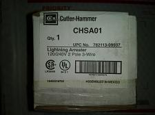 Buy CUTLER-HAMMER CHSA01 LIGHTING ARRESTER *NEW