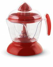Buy :10695U - Red Plastic Fruit Juicer w/Pour Base