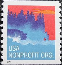 Buy 2008 5c American Scenes, Sea Coast, Coil Scott 4348 Mint F/VF NH